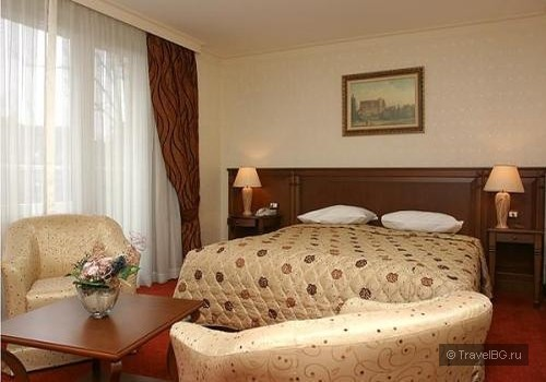 Crystal Palace Boutique Hotel (София) фото 11