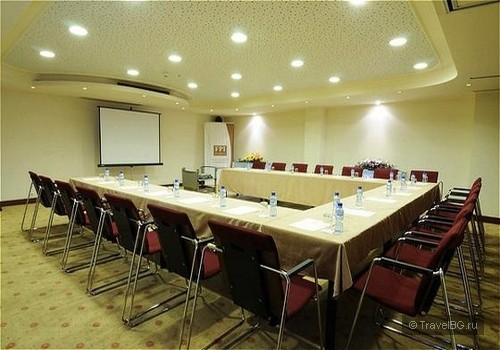Crystal Palace Boutique Hotel (София) фото 12