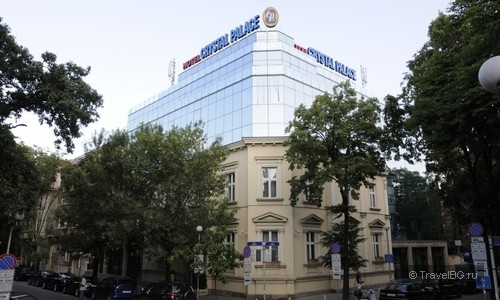 Crystal Palace Boutique Hotel (София) фото 1