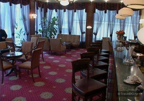 Crystal Palace Boutique Hotel (София) фото 28