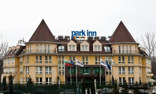 Park Inn by Radisson Sofia (София) фото 8