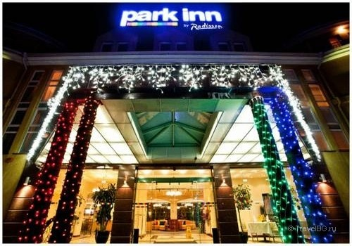 Park Inn by Radisson Sofia (София) фото 9