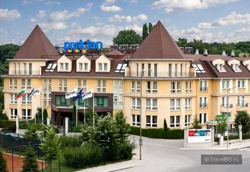 Park Inn by Radisson Sofia (София) фото 1