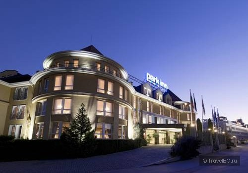 Park Inn by Radisson Sofia (София) фото 11