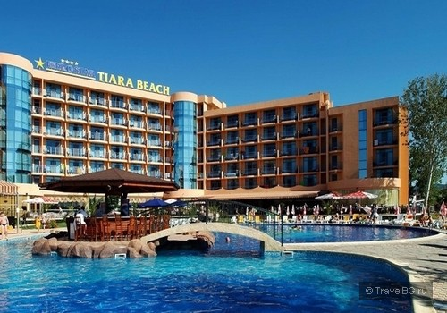 Iberostar Hotels & ResortsIberostar Tiara Beach (Солнечный Берег) фото 1