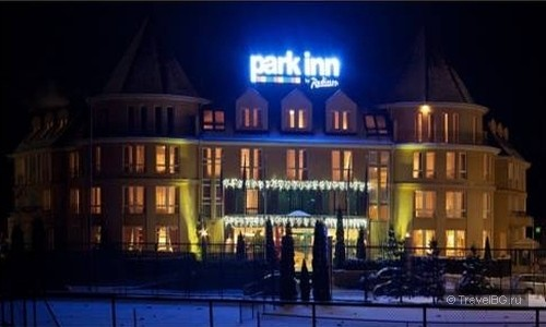 Park Inn by Radisson Sofia (София) фото 7