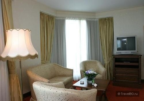 Crystal Palace Boutique Hotel (София) фото 9