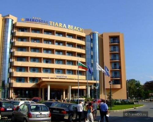 Iberostar Hotels & ResortsIberostar Tiara Beach (Солнечный Берег) фото 15